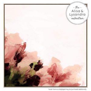 Venus In Bloom | Canvas Print