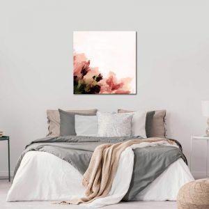 Venus In Bloom | Canvas Print By United Interiors