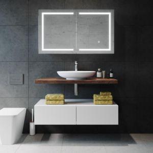 Vera Illuminated Luxe Mirror Cabinet