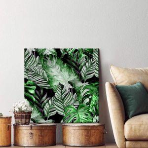 Verde Verde | Canvas Print By United Interiors