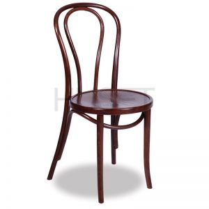Vienna 18 Bentwood Chair by Micheal Thonet | Walnut
