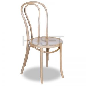 Vienna 18 Bentwood Chair Embossed Seat | Natural