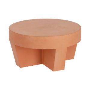 Vilena Terracotta Coffee Table