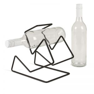 Vino Luxe | Wine Rack | Black | by Bendo