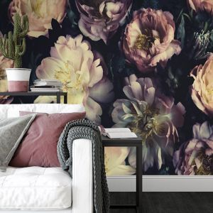 Vintage Bouquet | Full Wall Mural