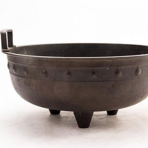 Vintage Japanese Bronze Water Bowl | Kazari