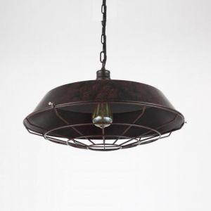 Vintage Wire Steel Pendant | Rustic