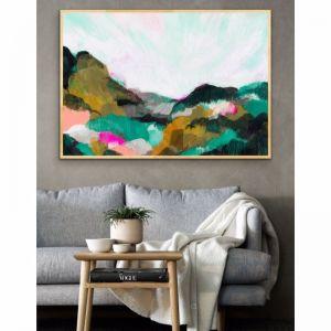 Vista | Contemporary Landscape  Canvas or Print