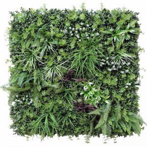 Vista Green Vertical Garden | Green Wall UV Resistant 100cm x 100cm