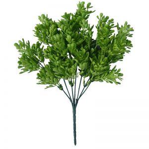 Vivid Green Wide Eucalypts Plant | 32cm | UV Resistant