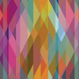 Vivid Prism Wallpaper