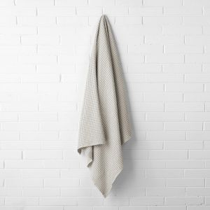 Waffle Throw | Natural by Aura Home