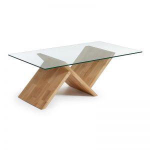 Walea Glass Coffee Table