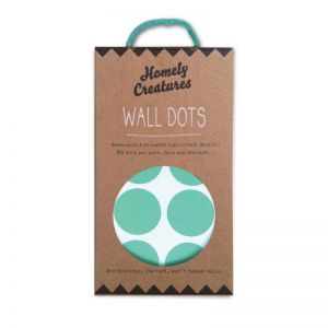Wall Decal Dots by Homely Creatures | Removal & Resusable | Mint
