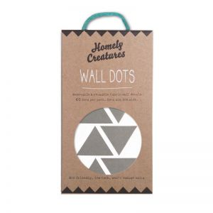 Wall Decal Triangles by Homely Creatures | Removal & Reusable