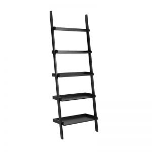 Wall Shelving Display Unit | 66.5cm | Black