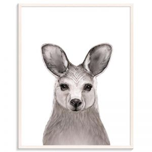 Wallaby | Bec Kilpatrick | Canvas or Prints by Artist Lane