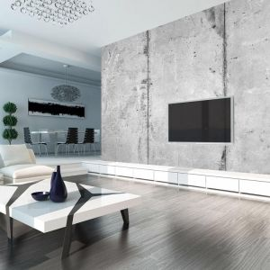 Wallpaper | Distressed Concrete Panels