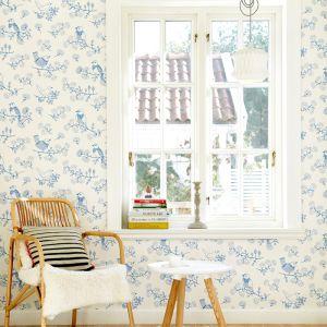Wallpaper | Sugar Tree | Blue