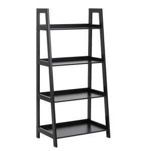 Wally Display Shelving Unit | 63cm | Black