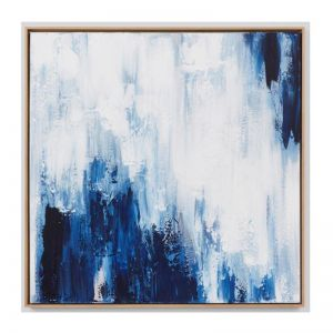 Walter 1 | Abstract Hand Painted Canvas Painting