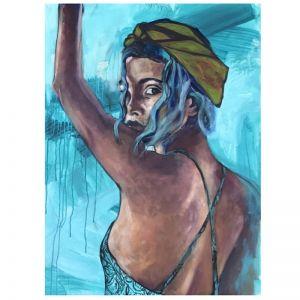 Warm Nights in Paradise by Sarah Philip | Ltd. Edition Canvas Print | Art Lovers Australia