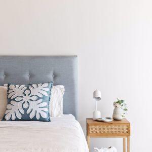 Warwick Fabric Aria Bedhead | Custom Made by BedsAhead | Queen