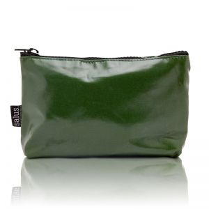 Wash Bag | Various Colours | Moss Green