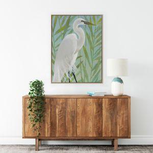 Water Bird I | Canvas Print