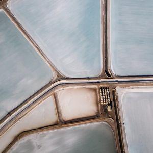 Watermark Framed Photography Art Print