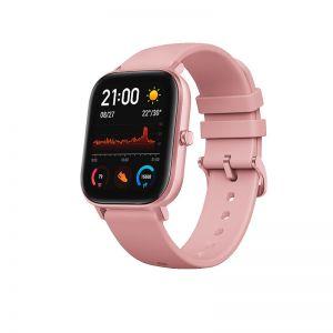 Waterproof Fitness Smart Wrist Watch Heart Rate Monitor Tracker P8 Pink