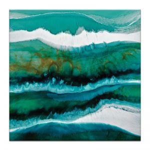Wave After Wave| Martine Vanderspuy | Canvas or Print by Artist Lane