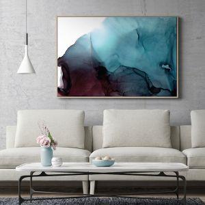 Wavelength   Fern Siebler   Canvas or Print by Artist Lane