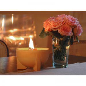 Waxburner Indoor CeraNatur | by DENK Ceramics | Indoor CeraNatur Waxburner + Hood