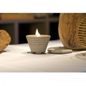 Waxburner Indoor Granicium | by DENK Ceramics | Waxburner Indoor Granicium + Hood + Lid
