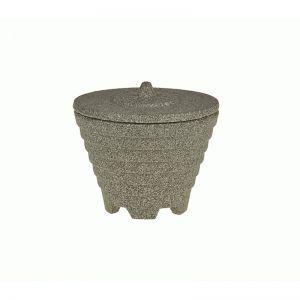 Waxburner Indoor M Granicium | by DENK Ceramics | Indoor M Granicium Waxburner + Hood