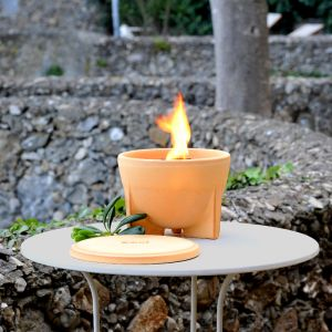 Waxburner Outdoor Granicium | by DENK Ceramics