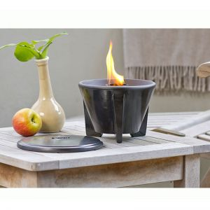 Waxburner Outdoor Granicium | by DENK Ceramics