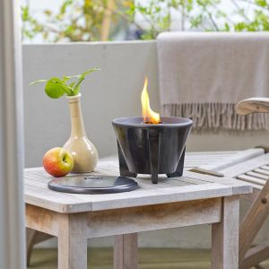 Waxburner Outdoor L Granicium | by DENK Ceramics
