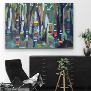 We Danced In The Forest | Australian Nature Canvas or Art Print