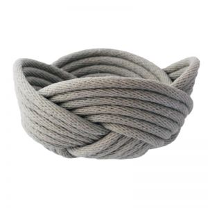 Weave Bowl | Smoke Grey | CLU Living