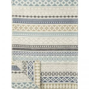 Wera Wool Blanket | Blue