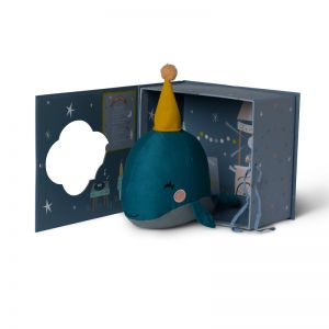 Whale in Gift Box