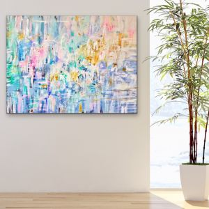 When All Is Said And Done | Original Artwork on Canvas by Lou Sheldon