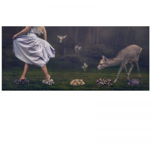 Where She Wanders by Hayley Roberts | Limited Edition Print | Art Lovers Australia