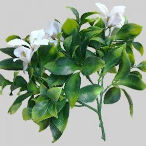 White Flowering Jasmine Stem | UV Resistant | 30cm