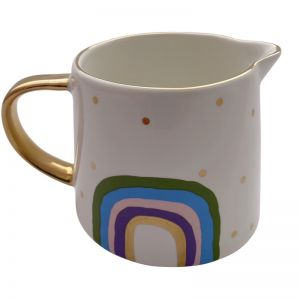 White Mini Rainbow Jug