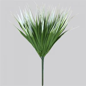 White Tipped Grass Stem 35cm UV
