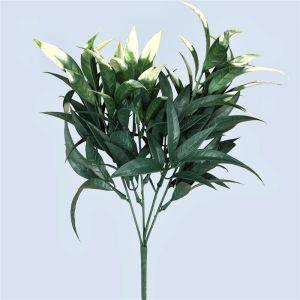 White Tipped Willow Oak Stem UV Resistant 30cm