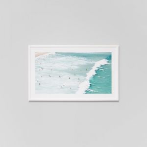 White Wash | Framed Photographic Print